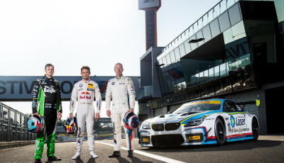 12h-Bathurst-2017-Preview-BMW-M6-GT3-Mark-Winterbottom-Marco-Wittmann-Steve-Richards