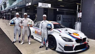 12h Bathurst 2017_Walkenhorst Motorsport BMW M6 GT3