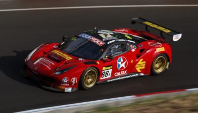 12h Bathurst 2017_Maranello Motorsport_Ferrari 488 GT3_Sieger