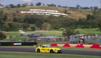 12h Bathurst 2019_Shootout_GruppeM_Mercedes AMG GT3 999