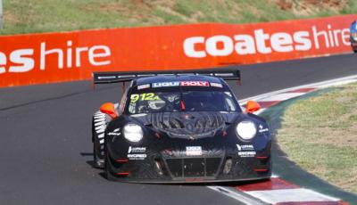 12h Bathurst 2019_Sieger_EBM_Porsche 911 GT3 R 912