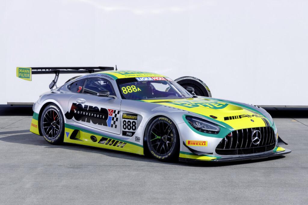 12h Bathurst 2020 AMG GT3 #888, Mercedes-AMG Team Triple Eight Race Engineering