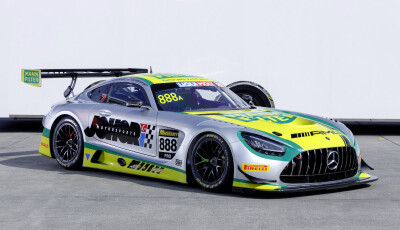 12h Bathurst 2020 AMG GT3 #888, Mercedes-AMG Team Triple Eight Race Engineering
