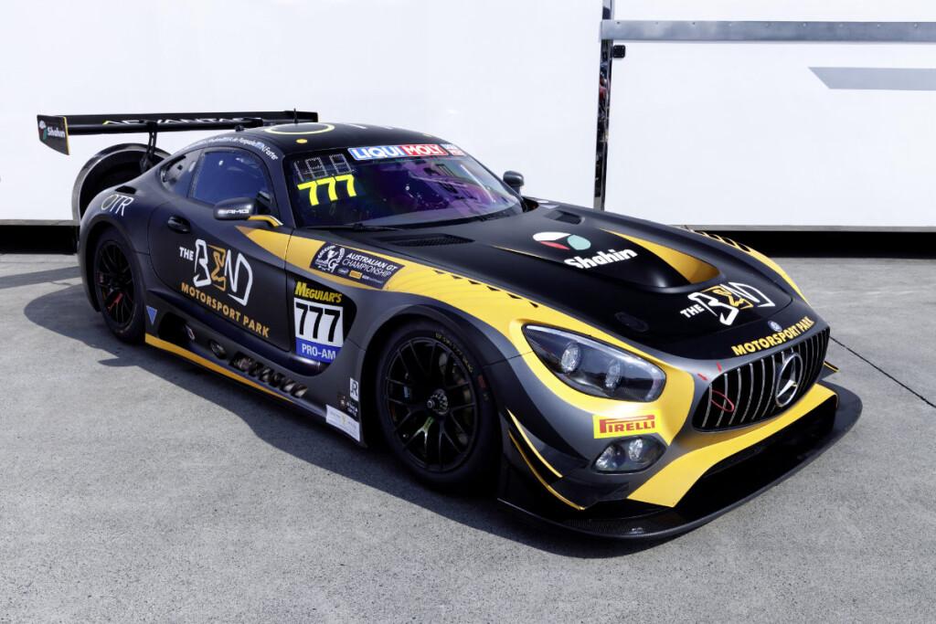 © Daimler | Mercedes-AMG GT3 #777, Triple Eight Race Engineering