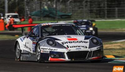 12h-Imola-2017-Pole-fuer-Herberth-Motorsport-Porsche-911-GT3-R-Nr.911