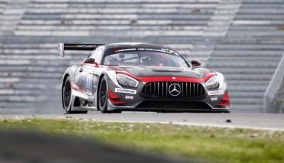 12h Mugello 2017; IDEC Sport Racing; Mercedes-AMG GT3 #17