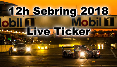 12h Sebring 2018 Live Ticker