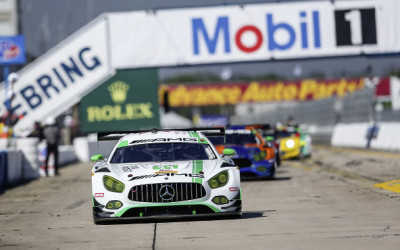 #33 Mercedes-AMG GT3, Mercedes-AMG Team Riley Motorsports