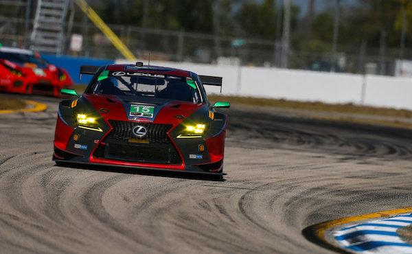 12h-Sebring-2018-ersten-Rennhaelfte-Lexus-RC-F-GT3-Nr.15
