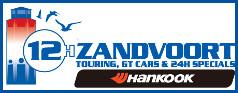 Logo der 12h Zandvoort