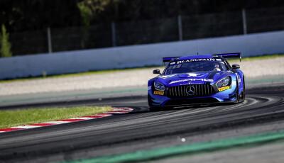 Mercedes-AMG GT3 #4, Mercedes-AMG Team BLACK FALCON