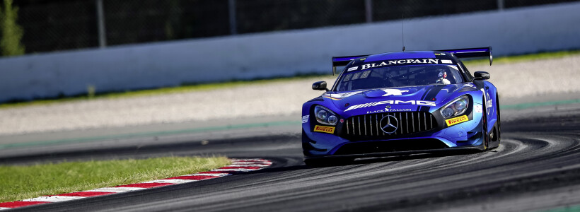 Mercedes-AMG GT3 #4, Mercedes-AMG Team BLACK FALCON