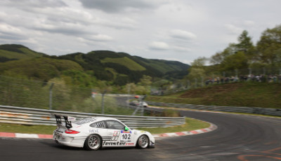 3. VLN Lauf 2014, Nürburgring-Nordschleife - Foto: Thomas Hinz