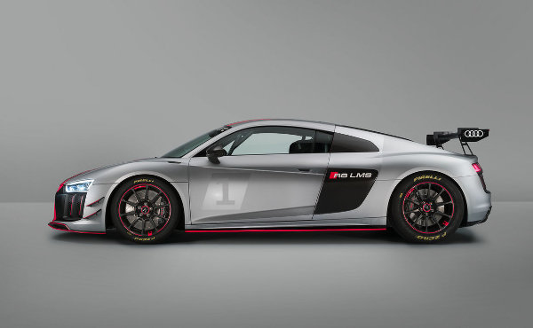 premiere audi sport stellt den neuen audi r8 lms gt4 vor. Black Bedroom Furniture Sets. Home Design Ideas