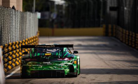 Mercedes-AMG Team GruppeM Racing, Nr. 999, Raffaele Marciello