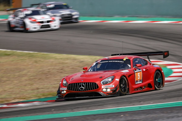24h-Barcelona-2018-Qualifying-RAM-Racing-Mercedes-AMG-GT3-Nr.5