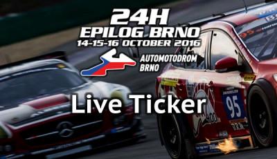 24h Brno 2016 Live Ticker