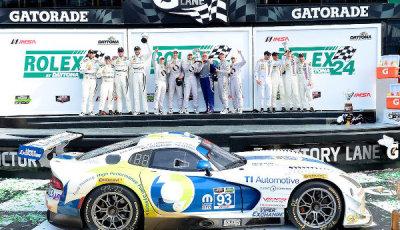 24h Daytona 2015 Sieger der GTD