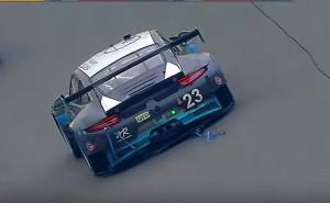 24h-Daytona-2016-Alex-Job-Racing-Porsche-911-von-hinten-Flatterteile