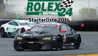 24h-Daytona-2016-Starterliste