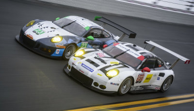 24h-Daytona-2016-Testtag-1-Porsche-911-RSR-und-Porsche-911-GT3
