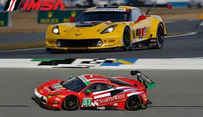 24h-Daytona-2018-Qualifying-Corvette-Nr.3-Ferrari-Nr.51