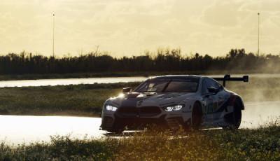 24h-Daytona-2019-Testfahrten-Alessandro-Zanardi-BMW-M8-GTE-Miramas