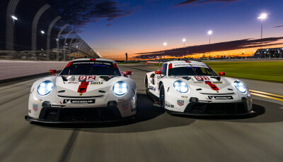 2020 IMSA - Roar Before the 24 Porsche 911 RSR