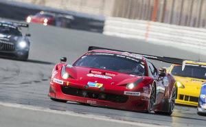 24h Dubai 2016_Ferrari Scuderia Praha