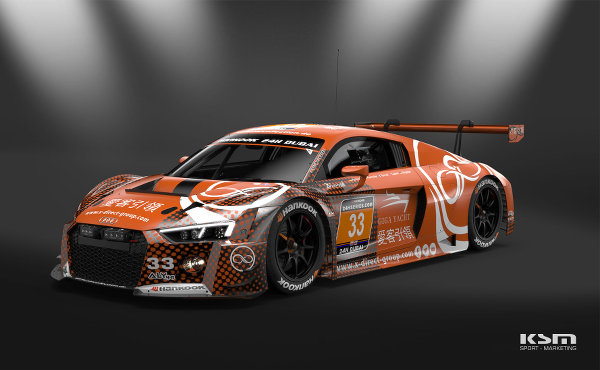 24h-Dubai-2018-Preview-Car-Collection-Audi-R8-LMS-Nr.33