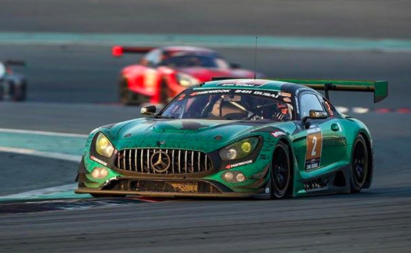 24h Dubai 2018_P1_Black Falcon_Mercedes AMG GT3 No 2