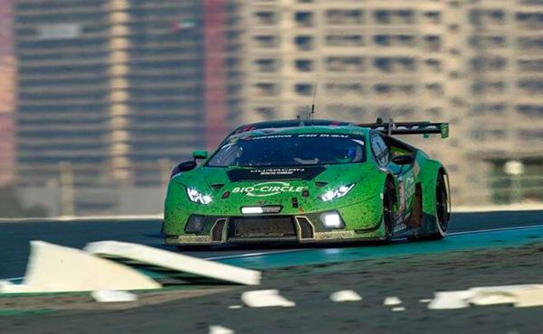 24h Dubai 2018_P3_GRT Grasser Racing_Lamborghini No 964