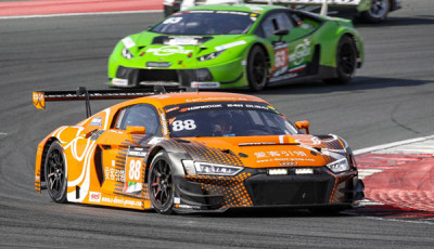 24h Dubai 2019_Winner_Car Collection Motorsport_Audi R8 LMS 88