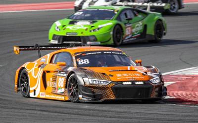 24h Dubai 2019_Winner_Car Collection Motorsport_Audi R8 LMS 88