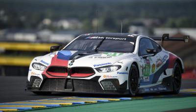 24h-Le-Mans-2018-Vortest-BMW-M8-GTE-Nr.81