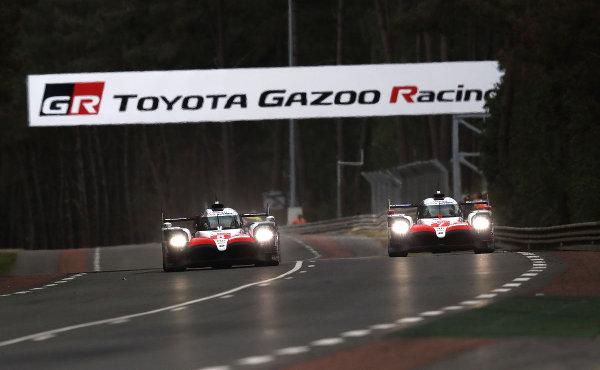 24h-Le-Mans-2018-Vortest-Toyota-Gazoo-Racing