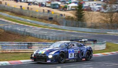 24h-Nürburgring-2015-Qualifikationsrennen-Schulze-Motorsport-Nissan-GT3