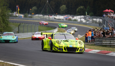 24h Nürburgring 2018_911 Manthey Racing_Porsche 911 GT3 R