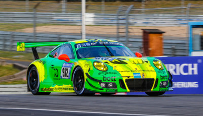 24h Nürburgring 2018_Sieger_Manthey Racing 912_Porsche 911 GT3 R