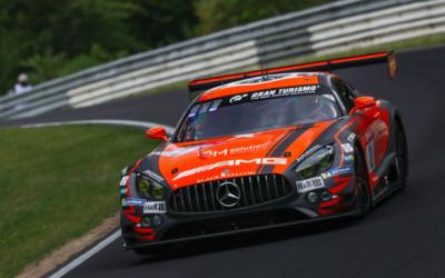 24h Nürburgring 2019_Black Falcon_Mercedes AMG GT3 2_Pole