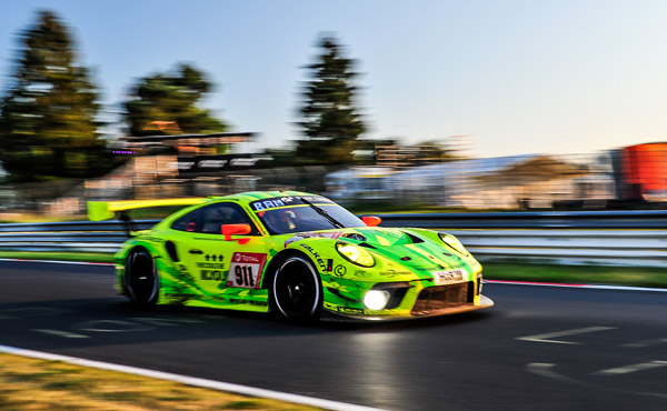 24h Nürburgring 2019_Manthey Racing_Porsche 911 GT3 R 911_Second