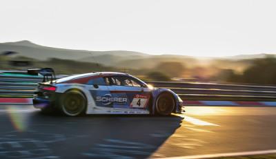 24h Nürburgring 2019_Phoenix Racing_Audi R8 LMS 4_Winner