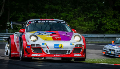 24h Nürburgring 2016_Porsche Kremer Racing