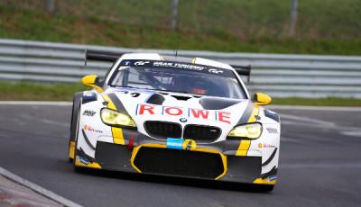24h-Nuerburgring-2016-Quali-Rennen-Rowe-Racing-BMW-M6-GT3