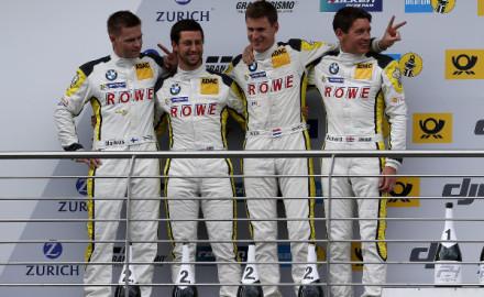 24h-Nuerburgring-2017-Podium-Rowe-Racing