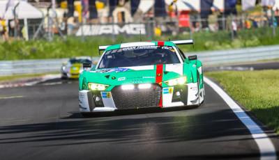 24h-Nuerburgring-2017-Startplatz-2-Land-Motorsport-Audi-R8-LMS-Nr.29