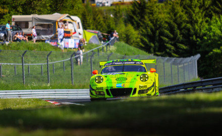 24h-Nuerburgring-2017-freies-Training-Manthey-Racing-Porsche-911-GT3-R-Nr.911