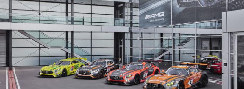 Mercedes-AMG Customer Racing: 24h-Rennen NürburgringMercedes-AMG Customer Racing: 24h-Rennen Nürburgring