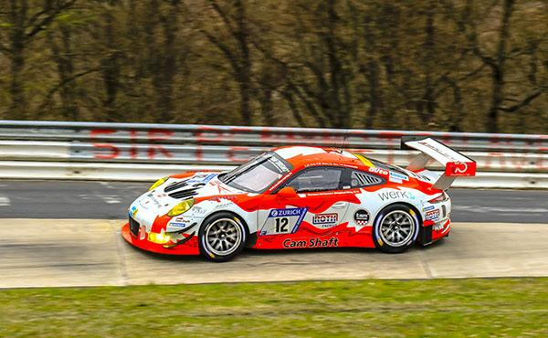 24h Quali 2018_Manthey Racing_Porsche 911 GT3 R 12