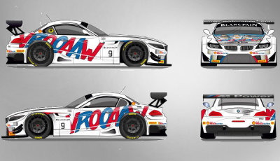 24h-Spa-2015-BMW-Z4-Glock-Zanardi-Spengler-Michel-Vaillant-Design-Artikelbild